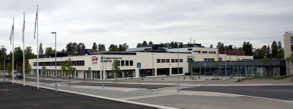 Tangen Senter - Nesodden
