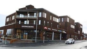 Sverresborg i Trondheim