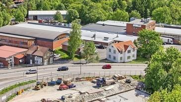 Foliefabrikken i Asker-Norgesgruppeneiendom